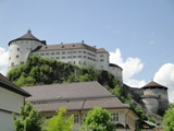 excursion to Kufstein in Tyrol